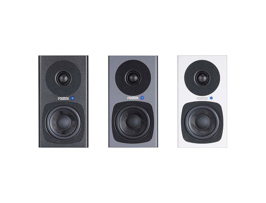 Fostex PM0.3 Powered Studio Monitor (Pair) Black