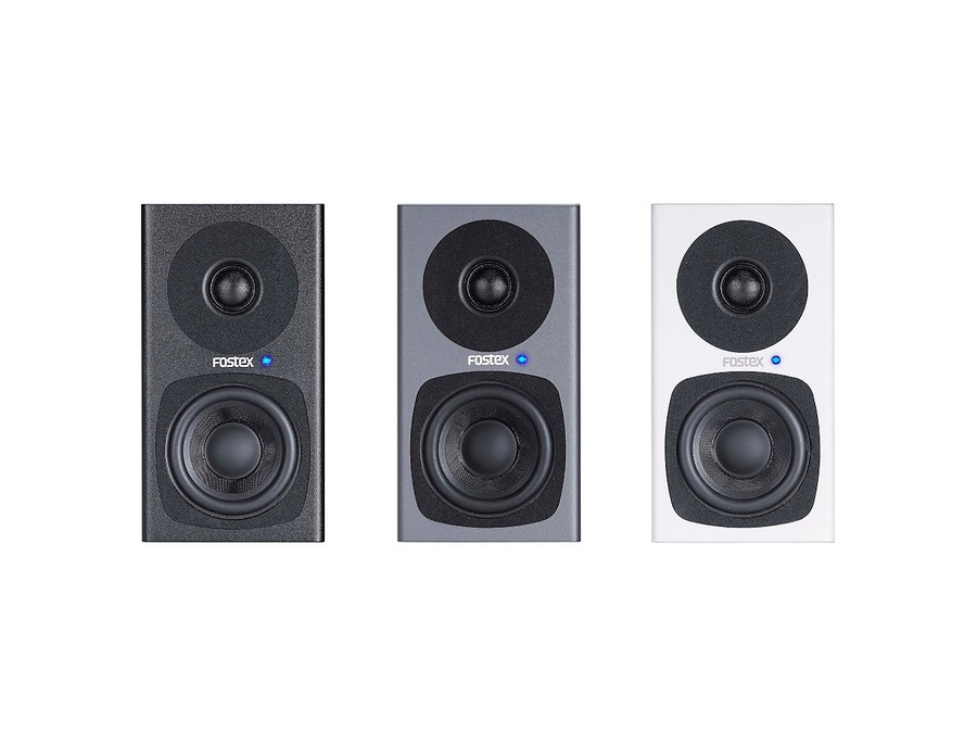 Fostex PM0.3 Powered Studio Monitor (Pair) Black