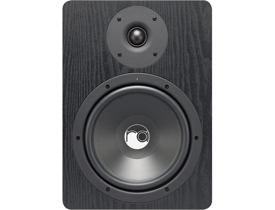 Resident Audio Resident Audio Nf50 Powered Studio Monitor