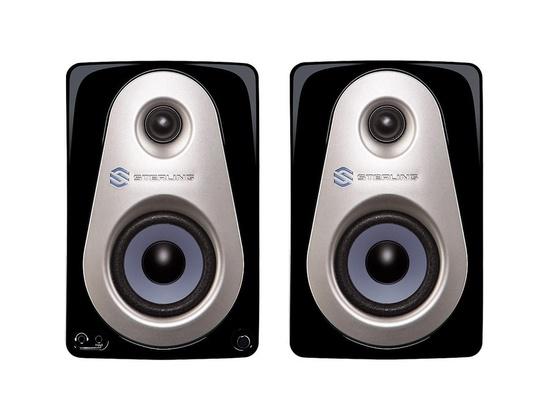 Sterling Audio Mx3 3 Powered Studio Monitor Pair