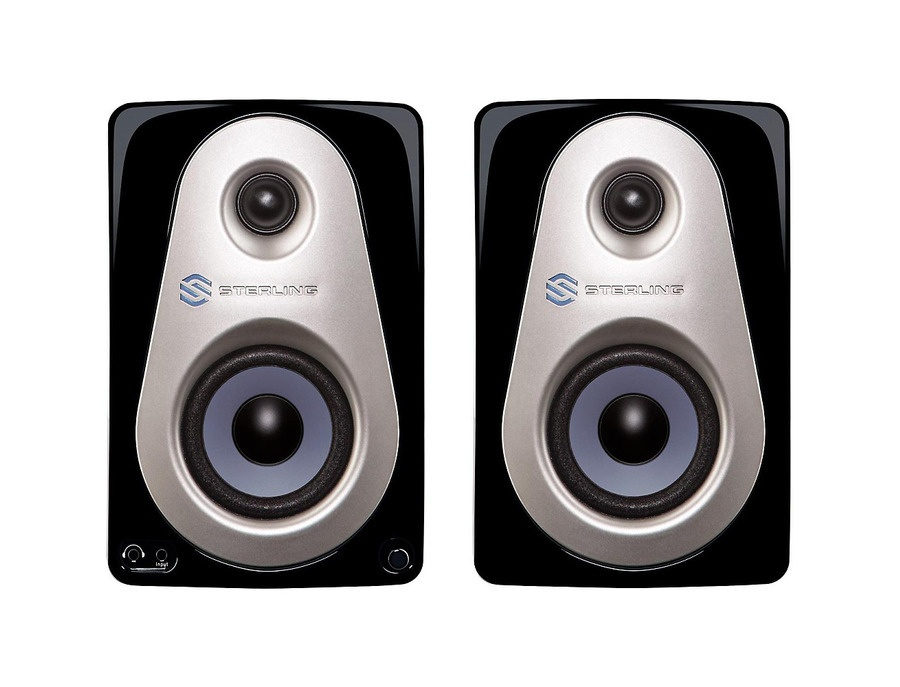 Sterling Audio Mx3 3 Powered Studio Monitor Pair