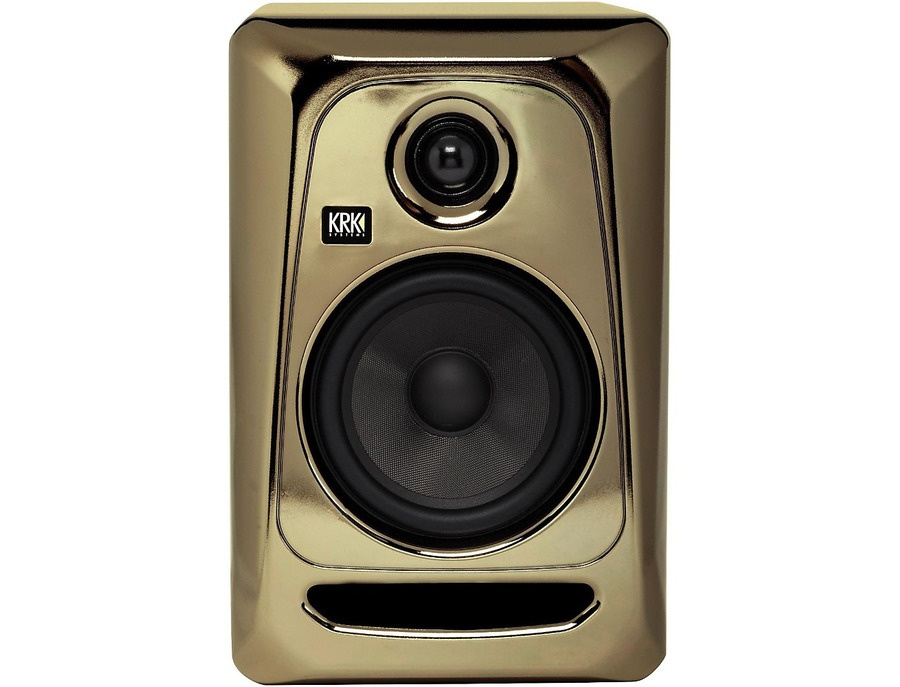 KRK ROKIT 5 G3 Powered Studio Monitor Vintage Chrome - Limited Edition