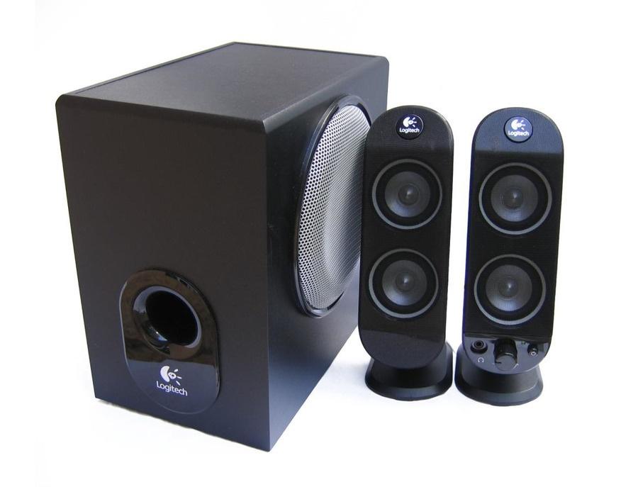 Logitech X-230 2.1 Speakers