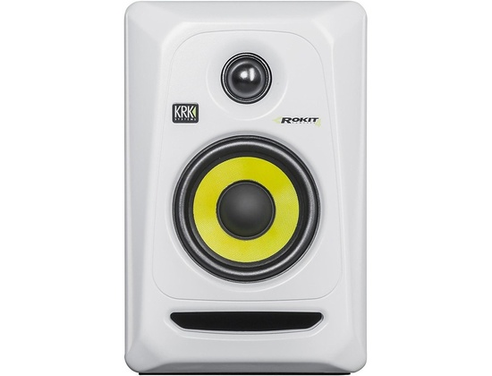 Krk Rokit Powered 4 Generation (White)
