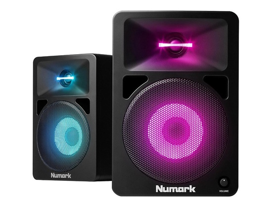 Numark N-Wave 580 Desktop Dj Monitoring System