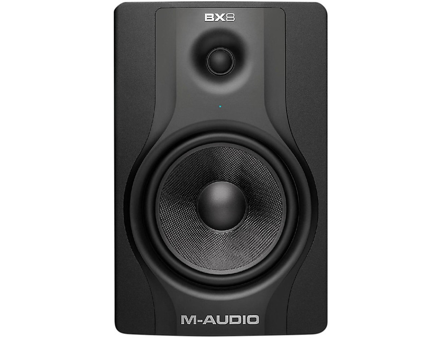 M-Audio Bx8 Carbon Black Studio Monitor (Each)
