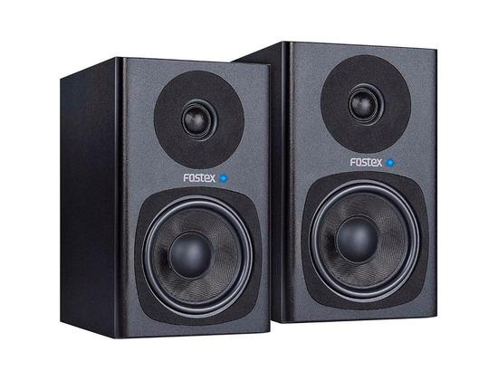 Fostex PM0.4d Powered Studio Monitor (Pair) Black