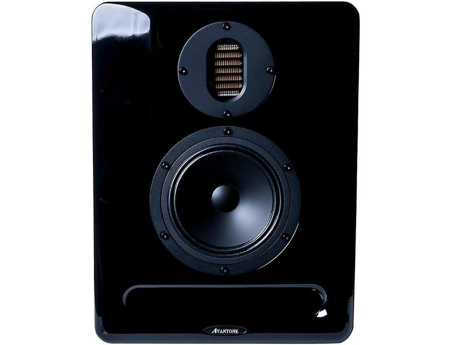 Avantone Abbey 3-Way Active Studio Monitor - Black Black