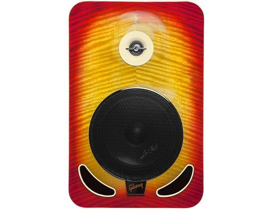 Gibson Les Paul 8 Studio Monitor (LP8) Cherry Burst