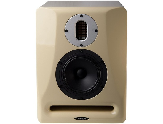 Avantone Abbey 3-Way Active Studio Monitor - Creme Cream