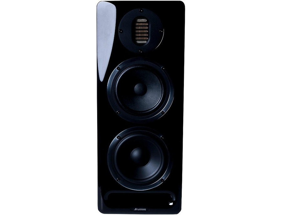 Avantone Mix Tower Active 3-Way Monitor - Black Black