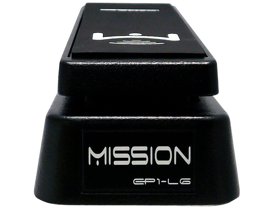 Mission engineering ep1 l6 bk expression guitar pedal for line 6 xl