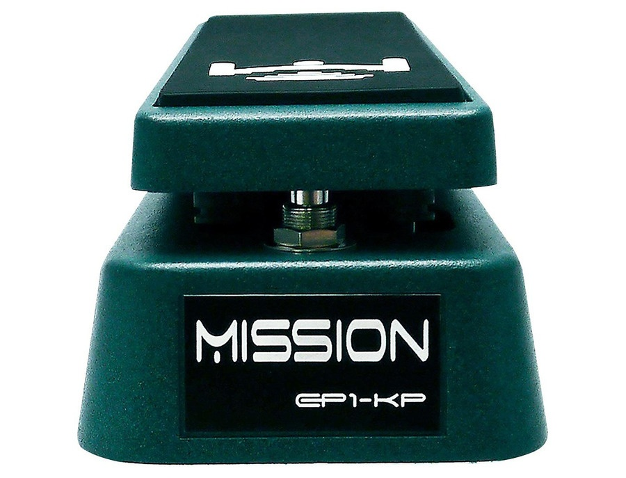 Mission Engineering Expression Guitar Pedal For Kemper Green