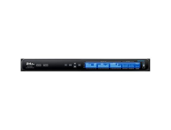 MOTU 24Ao USB/AVB Ethernet Audio Interface