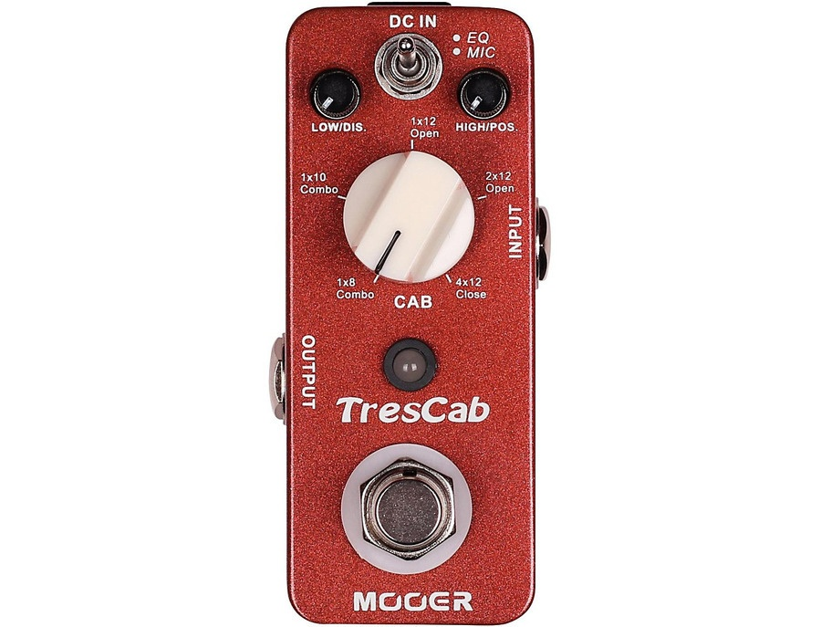 Mooer Trescab Effects Pedal