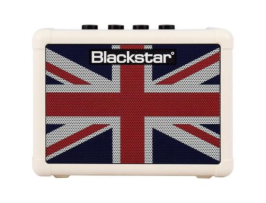 Blackstar Fly 3 3W 1X3 Union Flag Mini Guitar Combo