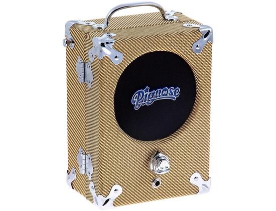 Pignose 7-100TW 5W 1x5 Tweed Portable Guitar Combo Amplifier