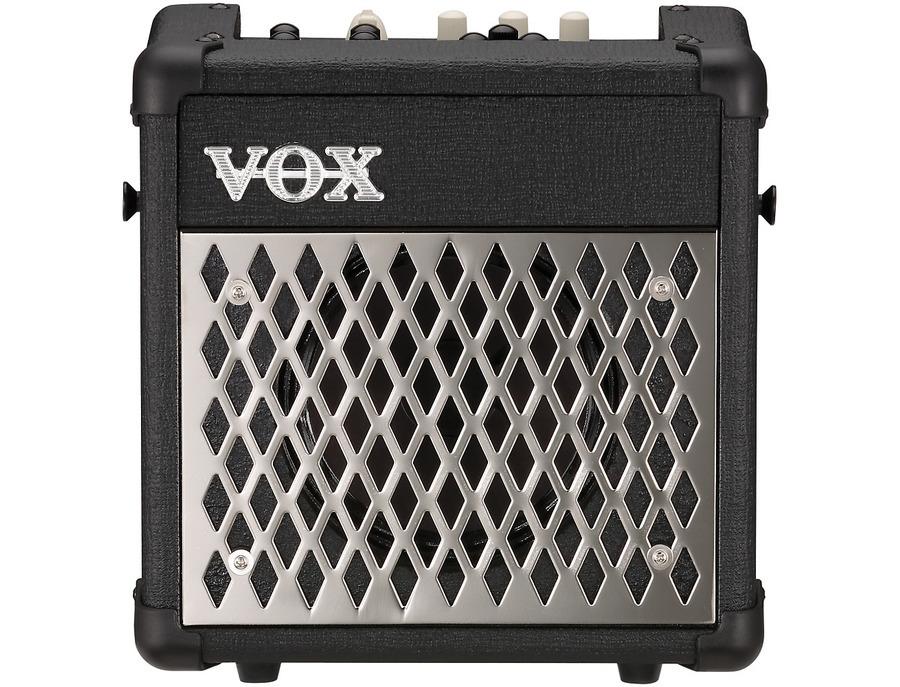 Vox Mini5 Rhythm Modeling Guitar Combo Amplifier