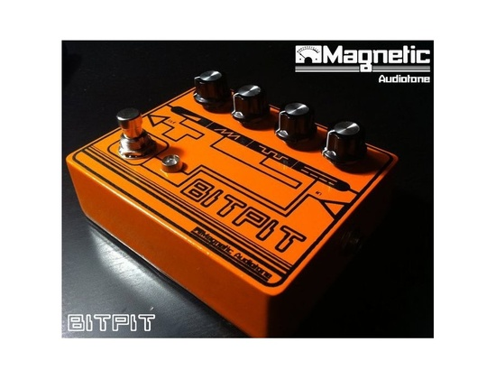 Magnetic Audiotone - Bitpit