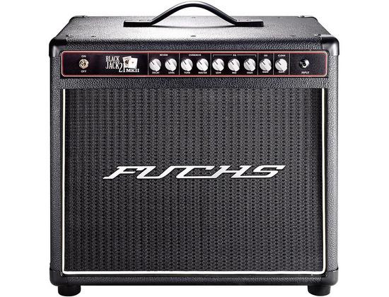 Fuchs Black Jack 21W Tube Guitar Combo Mini-Amp