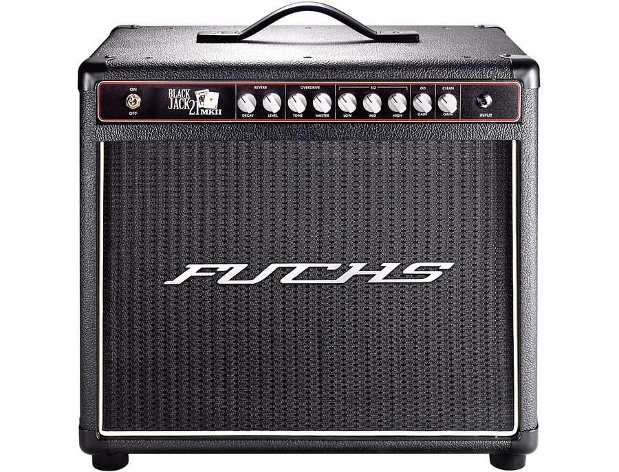 Fuchs Black Jack 21W Tube Guitar Combo Mini-Amp