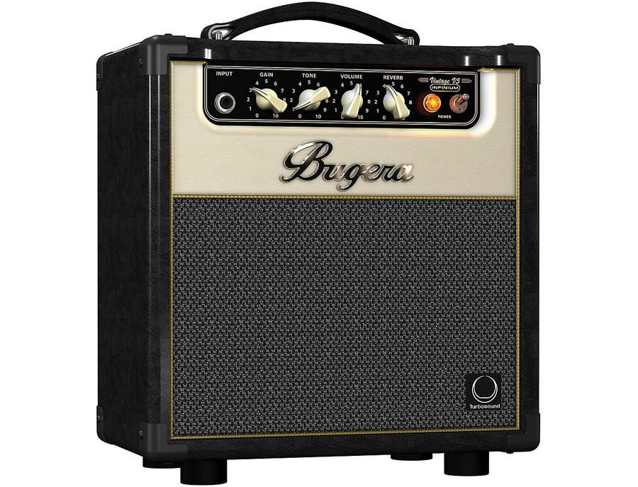Bugera v5 infinium 5w 1x8 all tube guitar combo amp xl