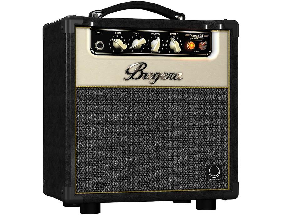 Bugera V5 Infinium 5W 1x8 All Tube Guitar Combo Amp