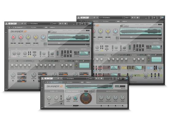 Native Instruments Skanner XT