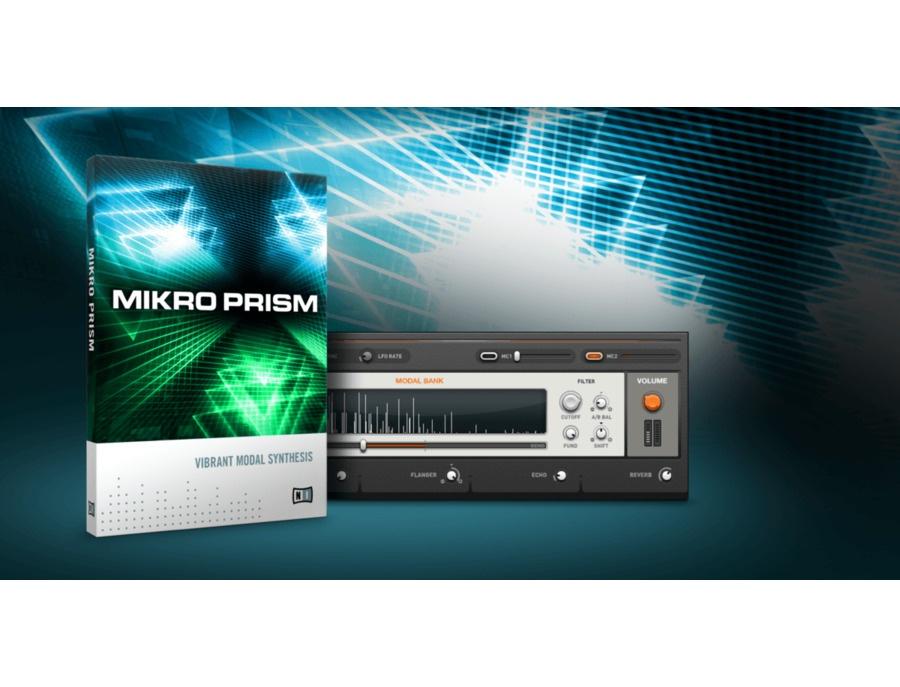 Native instruments mikro prism xl
