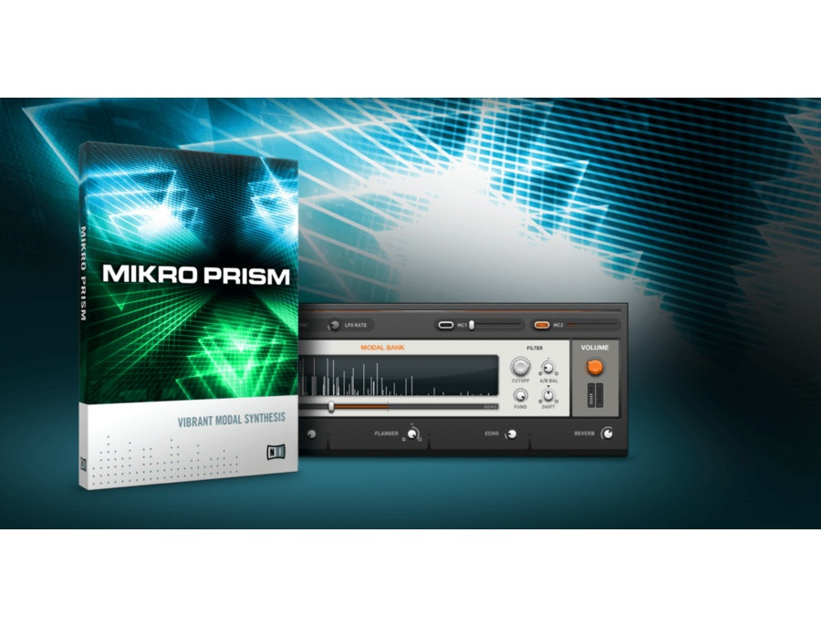 Native Instruments Mikro Prism