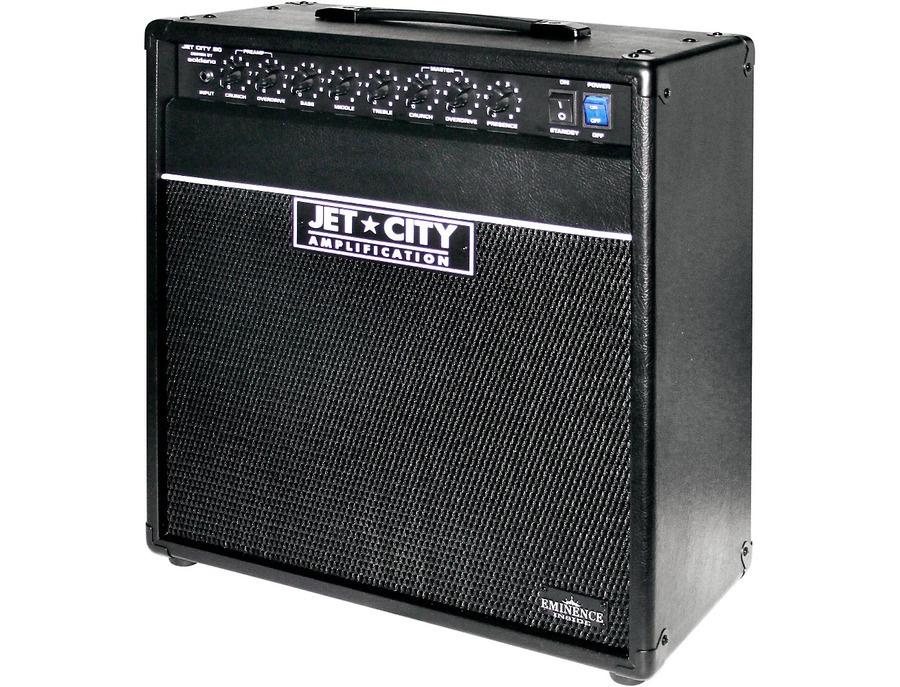Jet City Amplification Jca2212c 20W 1X12 Tube Guitar Combo Amp Black/Blue