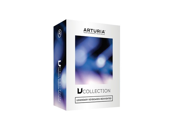 Arturia V Collection 5 Software Synthesizer Bundle