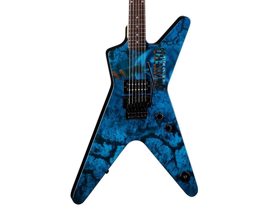 Dean Dimebag Pantera Fbd Ml Electric Guitar