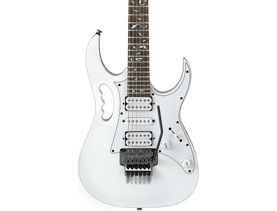 Ibanez Jemjr Steve Vai Signature Jem Series Electric Guitar White