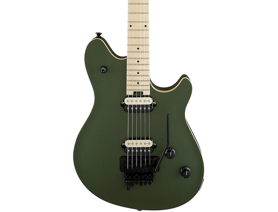 EVH Wolfgang Special Electric Guitar Matte Army Drab