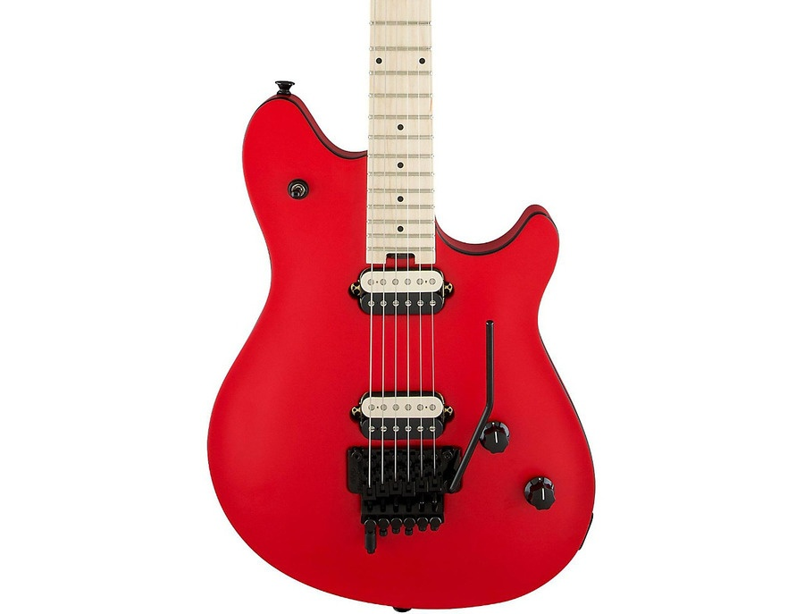 EVH Wolfgang Special Electric Guitar Satin Red