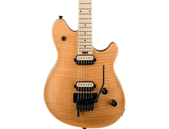 EVH Wolfgang Special Electric Guitar Natural Maple Fretboard