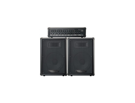Powerwerks PW100 P.A. Speaker Sound Box System