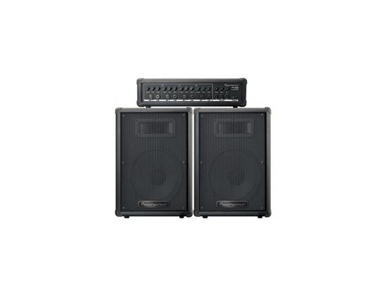Powerwerks PW100 P.A. Speaker Sound Box System
