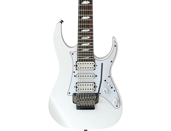 Ibanez Uv71p Steve Vai Signature Universe Premium Series 7-String Electric Guitar White
