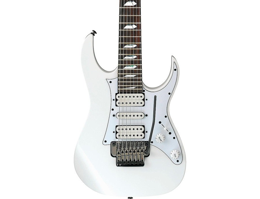 Ibanez Uv71p Steve Vai Signature Universe Premium Series 7-String Electric Guitar White