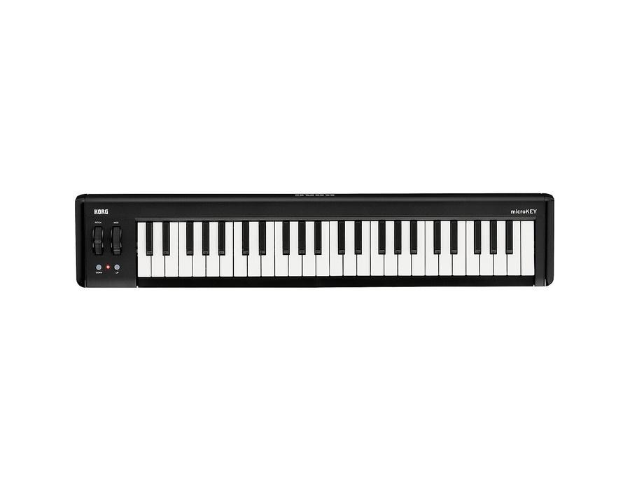 Korg microKEY2 49-Key Compact MIDI Keyboard