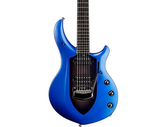 Ernie Ball Music Man John Petrucci Majesty Electric Guitar Siberian Sapphire