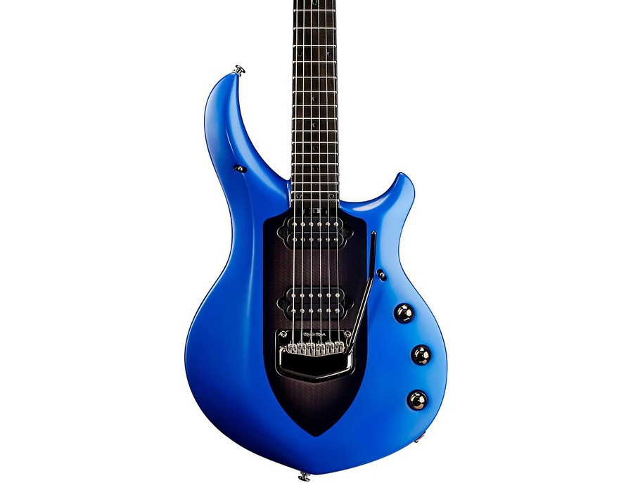 Ernie Ball Music Man John Petrucci Majesty Electric Guitar Siberian Sapphire
