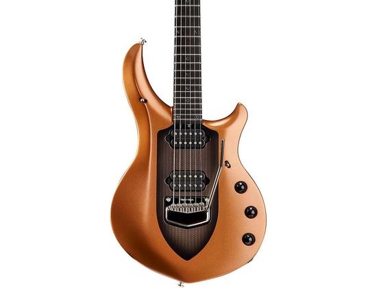 Ernie Ball Music Man John Petrucci Majesty Electric Guitar Copper Fire