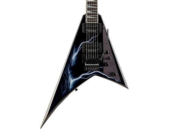 Jackson Usa Rr1 R&Y Rhoads Select Series Electric Guitar Lightning Sky