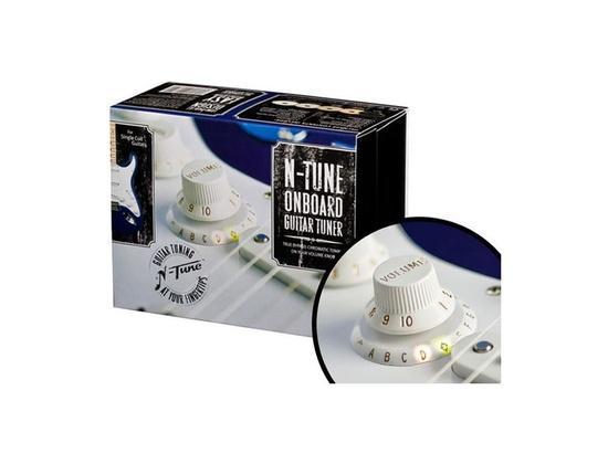 N-TUNE onboard guitar tuner