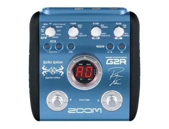 Zoom G2R