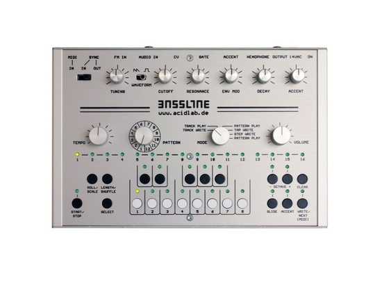 Acidlab Bassline 3