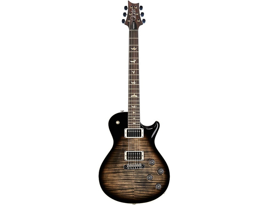 Prs Mark Tremonti Signature Flame 10 Top Electric Guitar Charcoal Burst